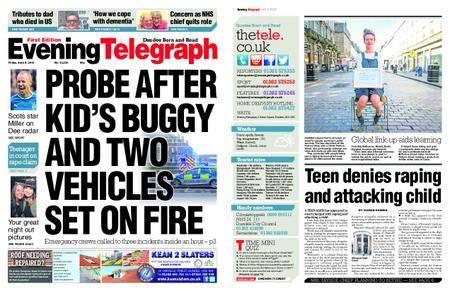 Evening Telegraph First Edition – June 08, 2018