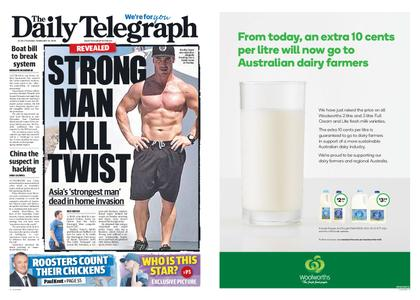The Daily Telegraph (Sydney) – February 19, 2019