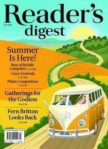 Reader's Digest UK - July 2016