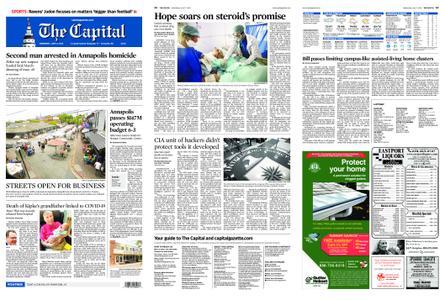 The Capital – June 17, 2020