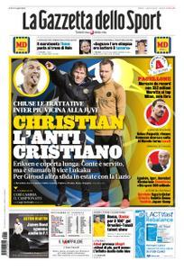 La Gazzetta dello Sport – 01 febbraio 2020