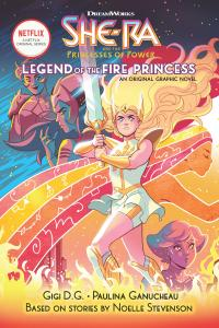 She-Ra and the Princesses of Power - The Legend of the Fire Princess (2020) (digital OGN) (Tagg-DCP