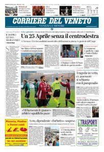 Corriere del Veneto Venezia e Mestre - 26 Aprile 2018