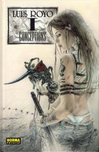 Conceptions I, de Luis Royo