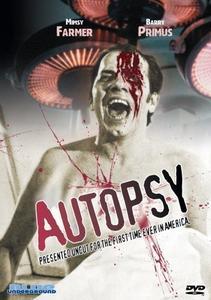 Autopsy (1975) Macchie solari [Uncut]