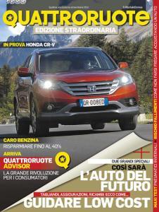 Quattroruote Italia - Edizione Straordinaria - Novembre 2012