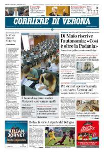 Corriere di Verona – 30 luglio 2019