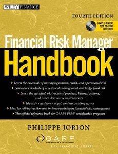 Financial Risk Manager Handbook, 4 Edition (repost)