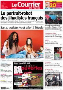 Le Courrier de l'Ouest Angers - 05 avril 2018