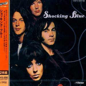 Shocking Blue - Twin Best (2005) {Japanese Edition}
