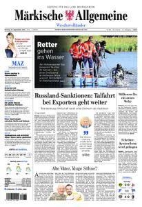 Märkische Allgemeine Westhavelländer - 18. September 2017