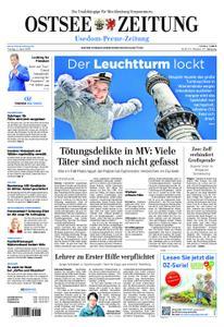 Ostsee Zeitung Wolgast - 05. April 2019