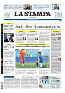La Stampa - 25 Giugno 2021
