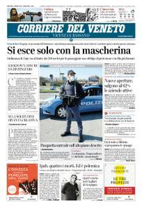 Corriere del Veneto Vicenza e Bassano – 14 aprile 2020