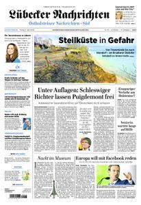 Lübecker Nachrichten Ostholstein Süd - 06. April 2018