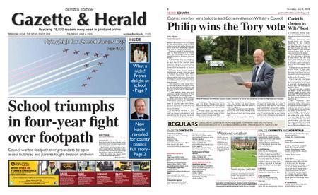 Gazette & Herald – July 04, 2019