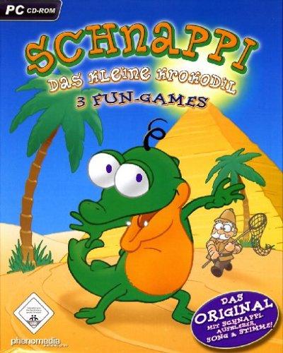 Schnappi das kleine Krokodil (Game)
