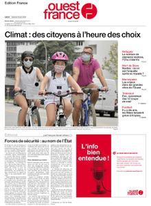 Ouest-France Édition France – 20 juin 2020