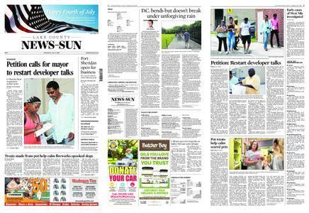 Lake County News-Sun – July 04, 2018
