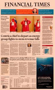 Financial Times UK – 31 July 2019