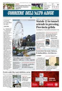 Corriere dell'Alto Adige – 03 dicembre 2019