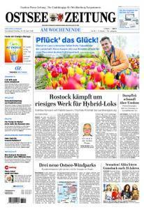 Ostsee Zeitung Wolgast - 28. April 2018