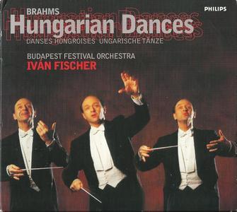 Budapest Festival Orchestra, Iván Fischer - Brahms: Hungarian Dances (1999)