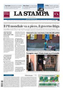 La Stampa Torino Provincia e Canavese - 15 Aprile 2020