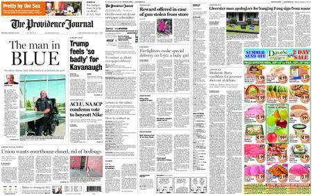 The Providence Journal – September 19, 2018