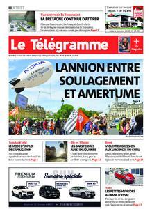 Le Télégramme Brest – 24 octobre 2020