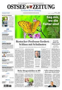 Ostsee Zeitung Wolgast - 05. Juli 2018