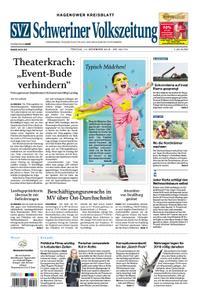 Schweriner Volkszeitung Hagenower Kreisblatt - 14. Dezember 2018