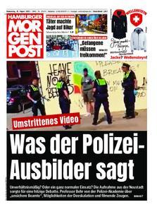 Hamburger Morgenpost – 20. August 2020