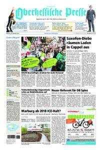 Oberhessische Presse Hinterland - 20. September 2017