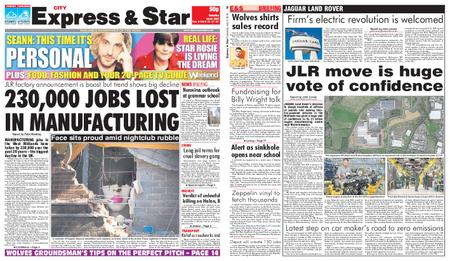 Express and Star City Edition – July 06, 2019