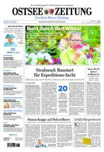 Ostsee Zeitung Wolgast - 16. Januar 2018