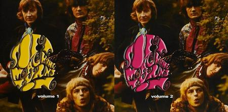 Soft Machine - Turns On Vol. 1-2 [Recorded 1967-1968] (2001)