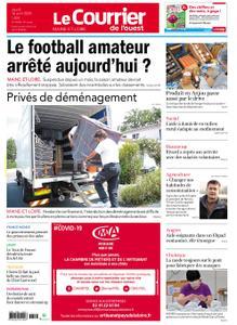 Le Courrier de l'Ouest Angers – 16 avril 2020