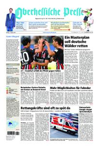 Oberhessische Presse Marburg/Ostkreis - 02. August 2019
