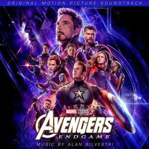 Alan Silvestri - Avengers: Endgame (Original Motion Picture Soundtrack) (2019)