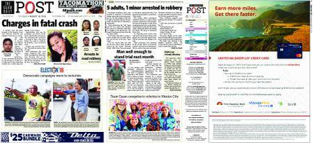The Guam Daily Post – August 18, 2018