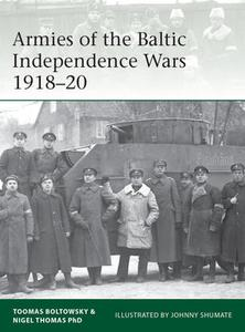 Armies of the Baltic Independence Wars 1918-1920 (Osprey Elite 227)