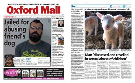 Oxford Mail – February 29, 2020