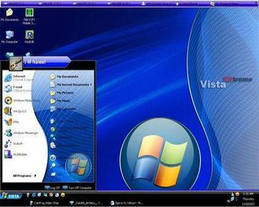 XP Vista Pack 2007