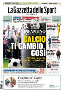 La Gazzetta dello Sport – 23 marzo 2020