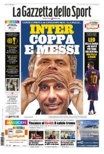 La Gazzetta dello Sport Sicilia – 21 agosto 2020