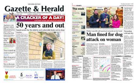 Gazette & Herald – December 07, 2017