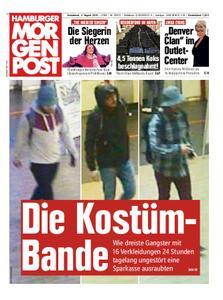 Hamburger Morgenpost – 03. August 2019