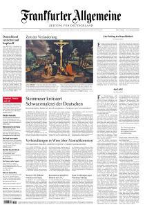 Frankfurter Allgemeine Zeitung - 3 April 2021