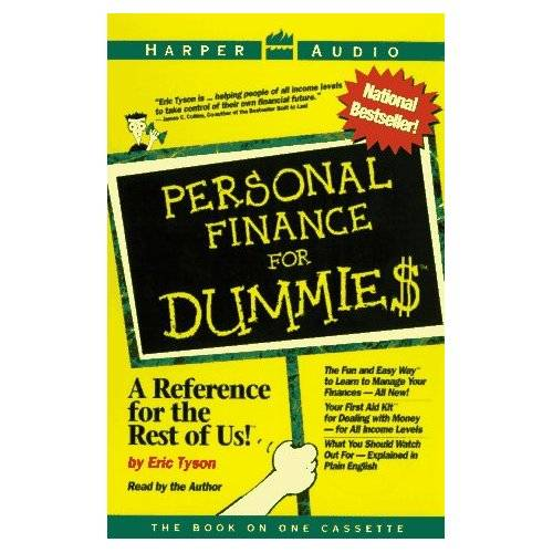 Personal Finance for Dummies (Audio Cassette) AUDIO BOOK
